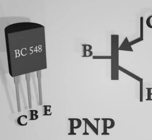Transistor PNP